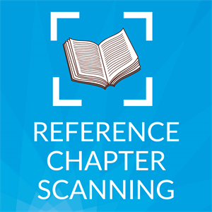 Reference Chapter Scanning